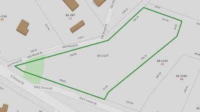 Middleboro Residential Lots & Land For Sale: Lot 1137 East Grove Street
