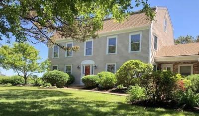 Sandwich Single Family Home For Sale: 28 Marshview Cir