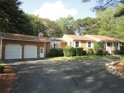 Fall River Single Family Home For Sale: 567 Mohawk Dr