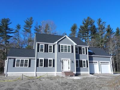 Raynham Single Family Home For Sale: Lot 4 Pine Street