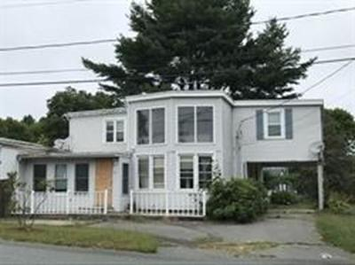 Middleboro Single Family Home For Sale: 13 Anderson Ave