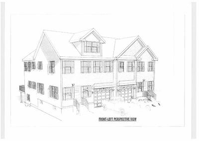 Reading Condo/Townhouse For Sale: Lot 5 Veterans Way #1
