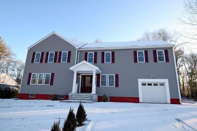 Stoughton Single Family Home For Sale: 1912 Washington St
