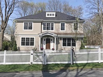 Wellesley Single Family Home For Sale: 92 Dover Rd