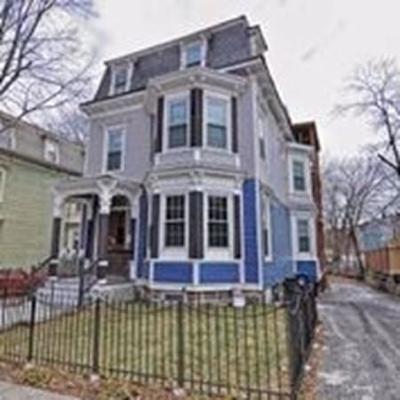 Boston MA Multi Family Home New: $1,299,000
