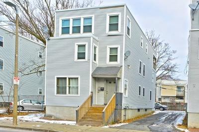Condo/Townhouse Under Agreement: 154-A Quincy St #B