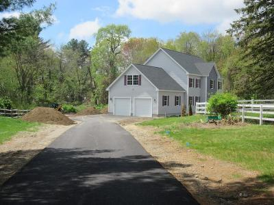 chelmsford Single Family Home For Sale: 77 Concord Rd