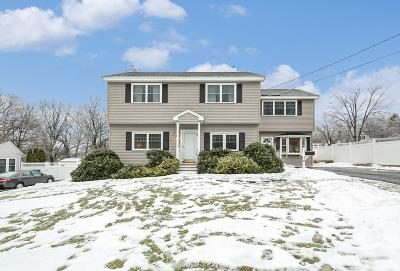 Lowell Single Family Home Under Agreement: 36 Gerson Ter