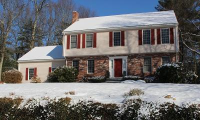 Southborough Single Family Home Under Agreement: 4 Darlene Dr