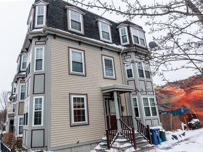 Condo/Townhouse Under Agreement: 1 Dove Street #1