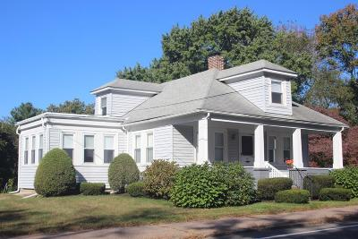 Whitman MA Single Family Home For Sale: $300,000