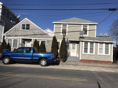 Wareham Multi Family Home For Sale: 155 Onset #1-5