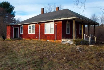 Middleboro Single Family Home Under Agreement: 6 River St