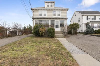Newton Multi Family Home Under Agreement: 46 Bridge St.