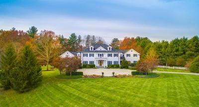 Concord Single Family Home Under Agreement: 287 Westford Road