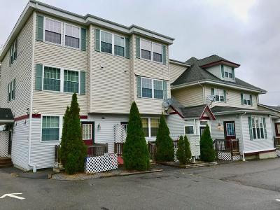 Brockton Condo/Townhouse Under Agreement: 1004 N Main St #8