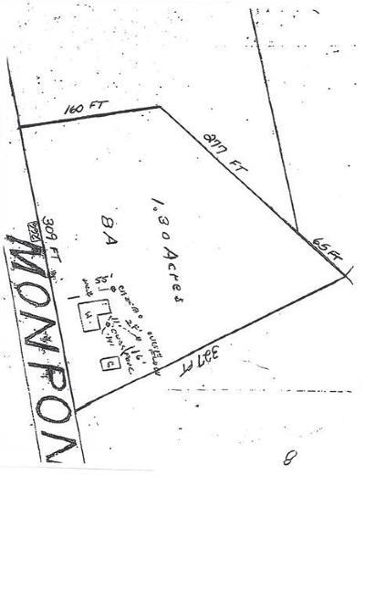 Halifax Residential Lots & Land For Sale: 266 Monponsett St