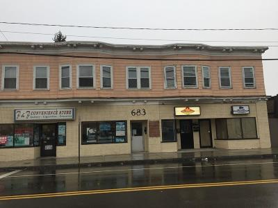 Brockton Multi Family Home Price Changed: 681-685 N Main St