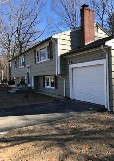 Stoughton Single Family Home For Sale: 103 Connell Dr