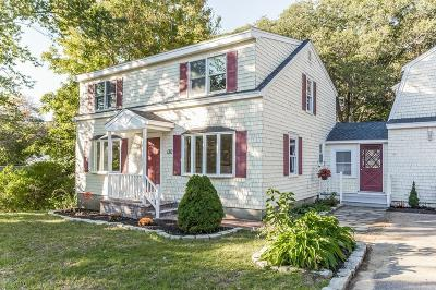 Essex Single Family Home For Sale: 130 Eastern Ave #1