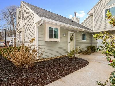 Weymouth Condo/Townhouse Under Agreement: 193 Lake St #7