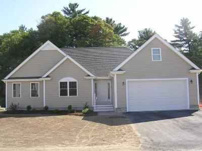 Lakeville Single Family Home For Sale: Lot 72 Hybrid Drive