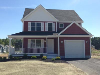 Lakeville Single Family Home For Sale: Lot 77 Hybrid Drive