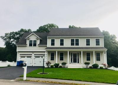 Stoughton Single Family Home For Sale: Lot 51 Murray Circle