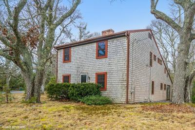 Barnstable Single Family Home For Sale: 80 Nickerson Rd.