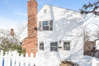 Waltham Single Family Home Under Agreement: 42 Piedmont Ave