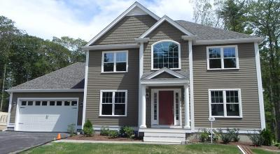 Norwell Condo/Townhouse Contingent: 28 Hillcrest Cir(130 Tiffany Rd) #Lot 15