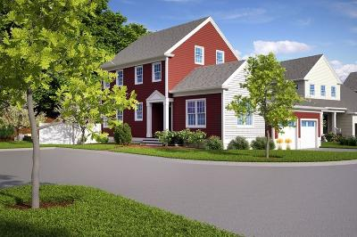 Plymouth Condo/Townhouse Under Agreement
