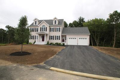 Abington Single Family Home Under Agreement: 24 Cook Way