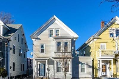 Somerville Rental For Rent: 21 Lake St. #2