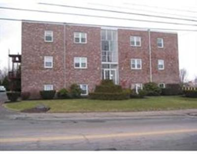 Braintree Condo/Townhouse Under Agreement: 439 Pond St #4
