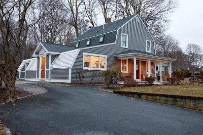 Swansea Single Family Home For Sale: 293 Seaview Ave