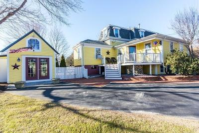 Marshfield Single Family Home For Sale: 101 Careswell Street