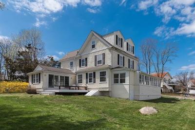 Cohasset Single Family Home For Sale: 28 Otis Ave