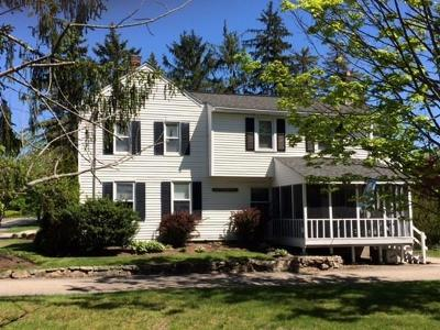 Holliston Single Family Home Price Changed: 126 Summer St.