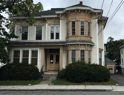 Lowell Multi Family Home For Sale: 143 Westford St