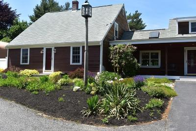Pembroke Single Family Home For Sale: 89 Mattakeesett St