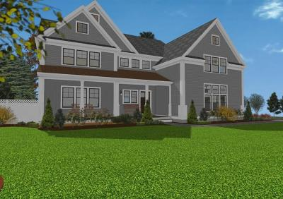 Sudbury Single Family Home Under Agreement: 207 Pratts Mill Road