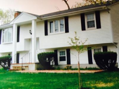 Randolph Single Family Home Under Agreement: 58 Highland Glen Dr