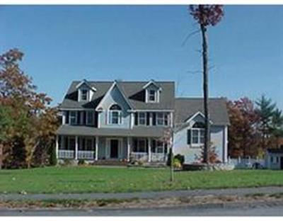 Single Family Home For Sale: 48 Rocky Woods Rd