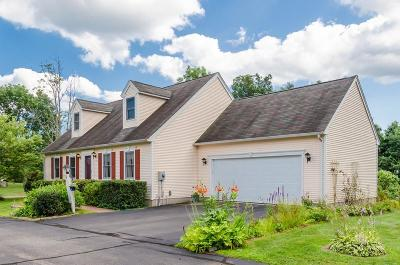 Methuen, Lowell, Haverhill Single Family Home Back On Market: 27 Rosewood Dr