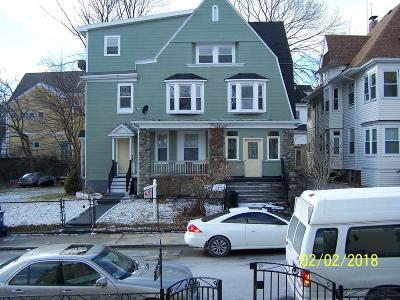 Condo/Townhouse Contingent: 54 Bicknell St #4