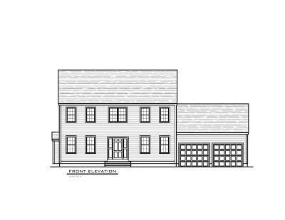 Stoughton Single Family Home For Sale: Lot 60a McEachron Drive