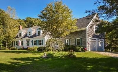 Sandwich Single Family Home For Sale: 8 Meadow Spring Dr