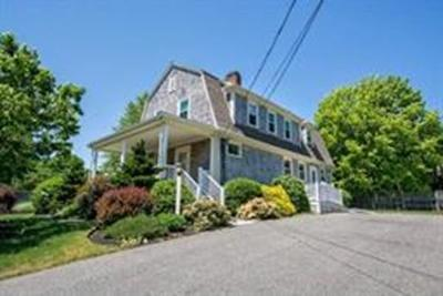 Scituate Single Family Home Under Agreement: 42 Otis Place