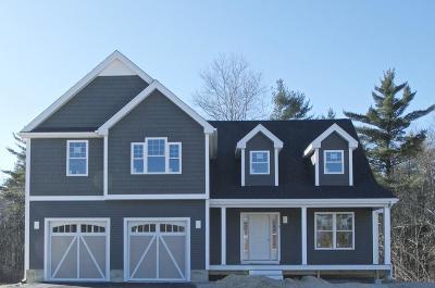 Pembroke Single Family Home Under Agreement: Lot 181 Silverwood Road